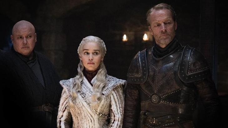 """Protagonistas de """"Game of Thrones"""""""