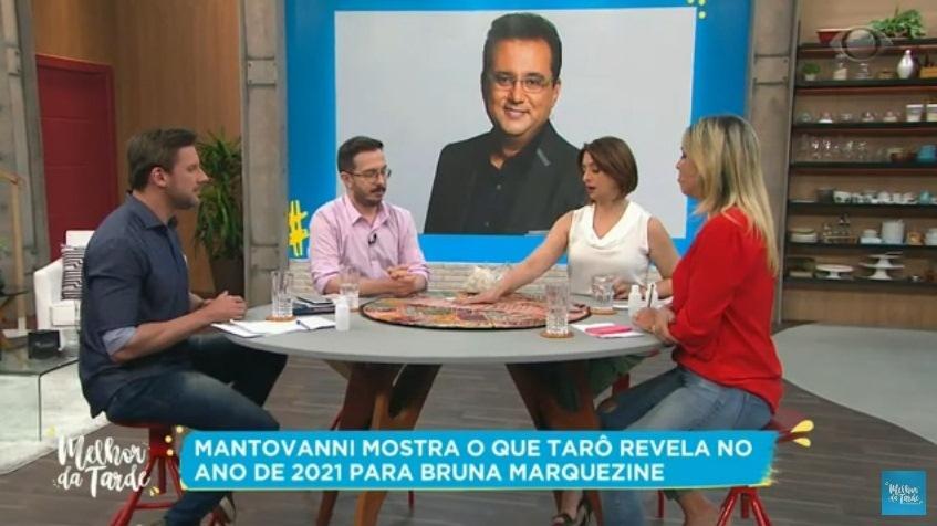 Vidente faz previsões para Geraldo Luís