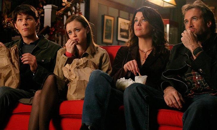 Gilmore Girls: A série com cara de novela das sete da Globo