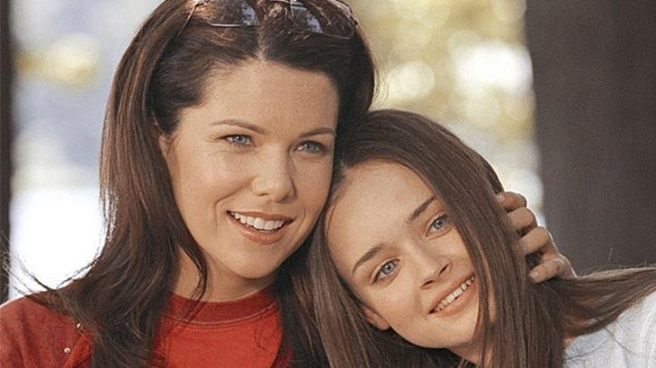 Lorelai e Rory, as Gilmore Girls