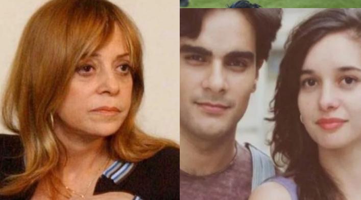 Gloria Perez, Guilherme de Pádua e Paula Thomaz