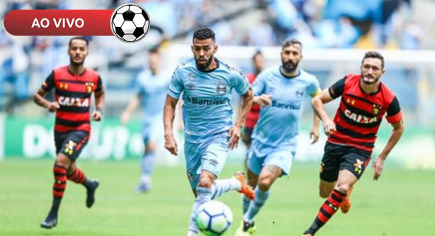 Grêmio x Sport