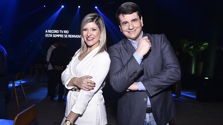 Livia Mendonça e Gustava Marques