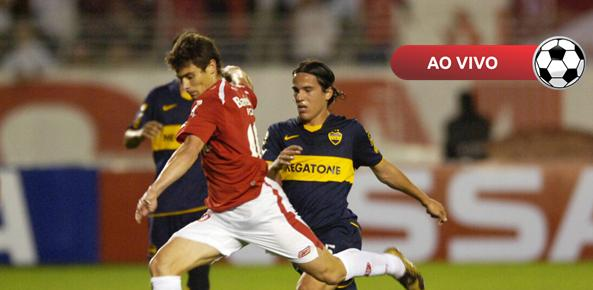 Internacional x Boca Juniors