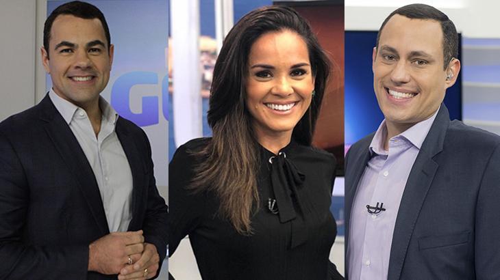 Tino Junior, Isabele Benito e Ernani Alves