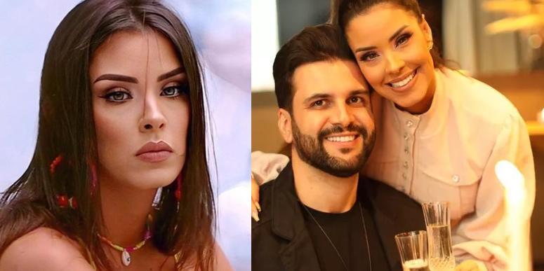 Ivy Moraes e Rogério