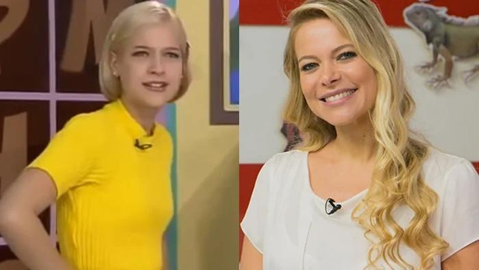 Xuxa, Eliana e mais: O antes e depois das apresentadoras infantis