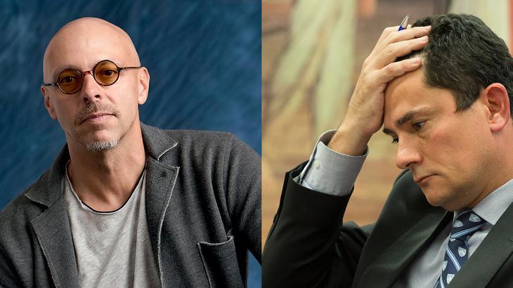 José Padilha e Sérgio Moro