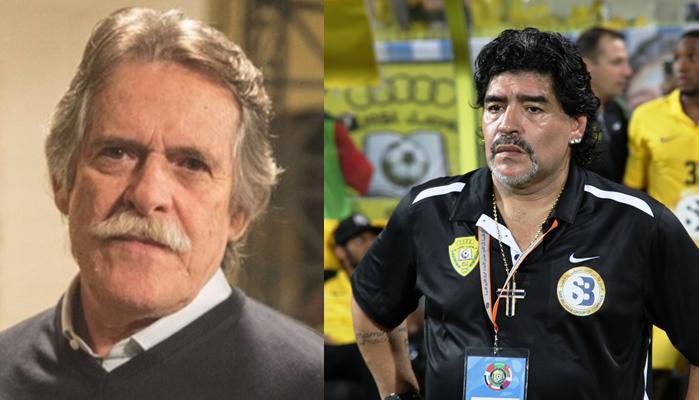 José de Abreu e Maradona