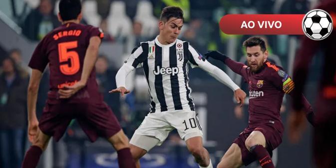 Juventus x Barcelona