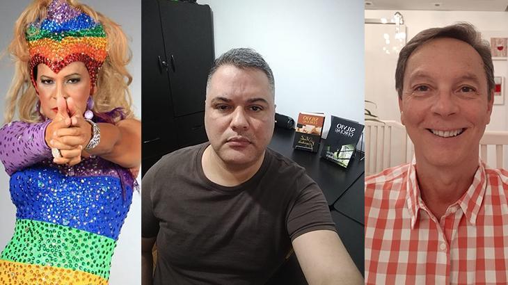 """Silvio Cerceau lança filme sobre garotos de programa com Gustavo Mendes: \""""Desafio\"""""""