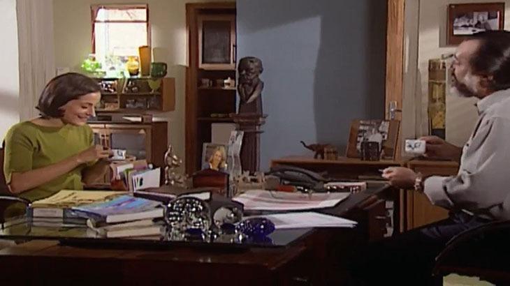 Cena de Laços de Família com Miguel e Yvete