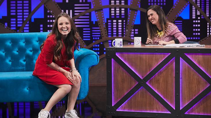 Larissa Manoela enfrenta primeiro teste na Globo após deixar o SBT