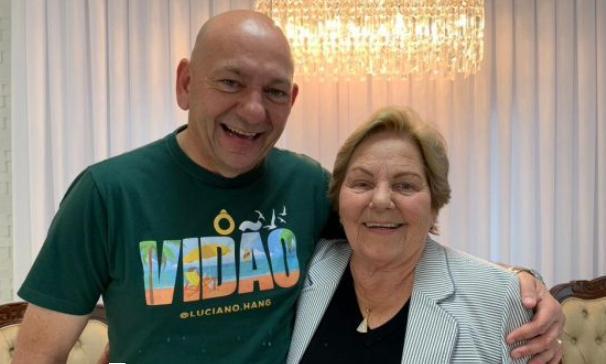 Luciano Hang e Regina Modesti