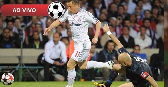Lyon x Bayern de Munique