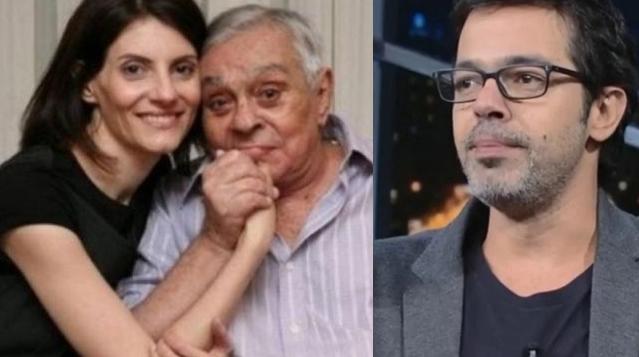 Malga Di Paula, Chico Anysio e Bruno Mazzeo