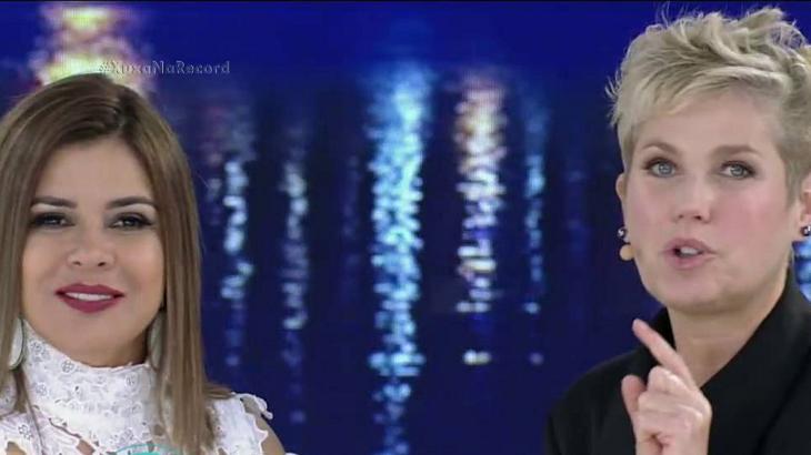 Mara Maravilha cutuca Lívia Andrade e diz que é melhor que Xuxa