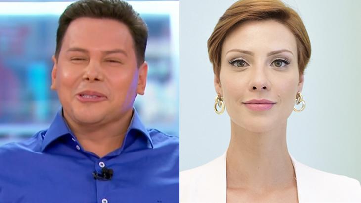Marcão do Povo e Camila Rodrigues