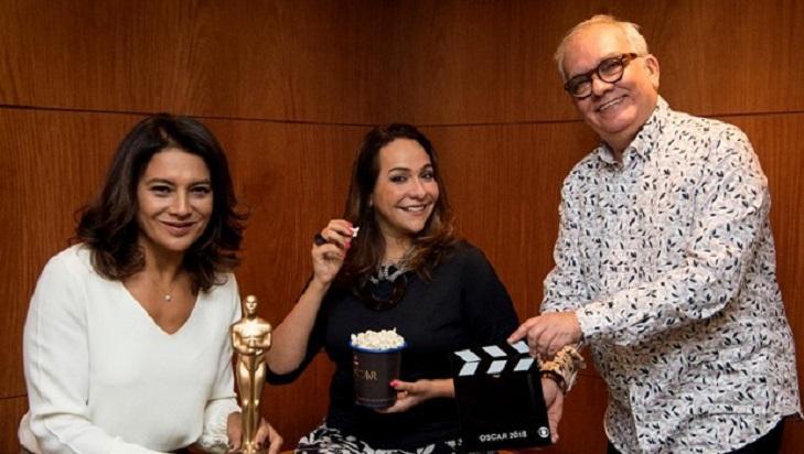 """Maria Beltrão fala sobre preparação após lista de indicados ao Oscar: \""""Tento ver todos\"""""""