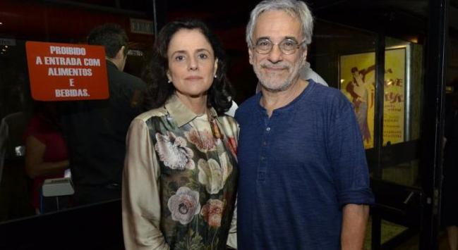 Marieta Severo e Aderbal Freire Filho