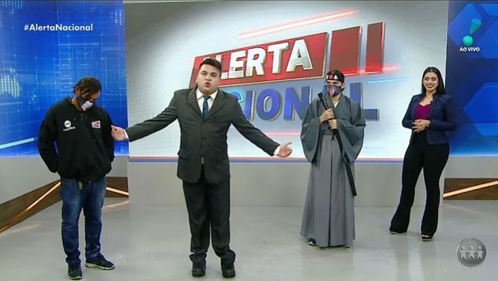 Sikêra Jr não retorna ao Alerta Nacional e RedeTV! convoca novo reforço