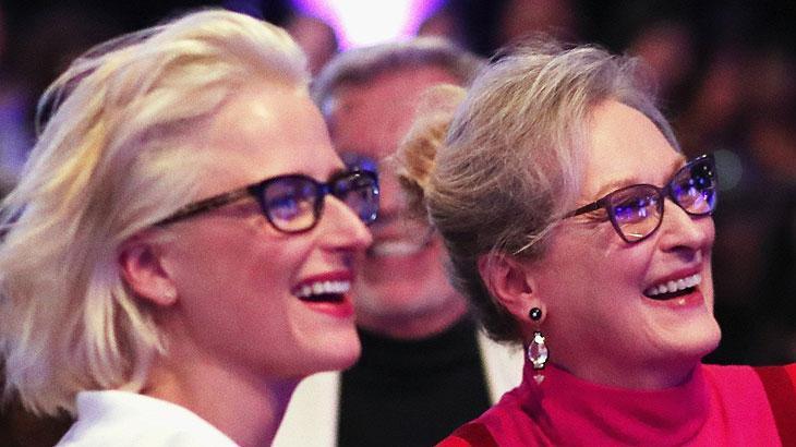 Aos 69 anos, Meryl Streep vai ser avó