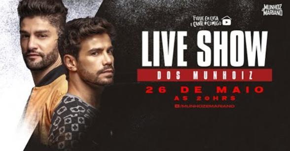 Live do Munhoz e Mariano