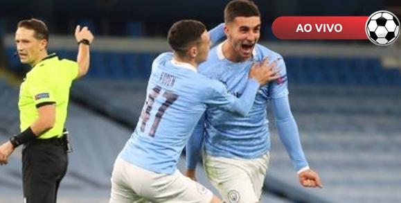 Olympique de Marseille x Manchester City