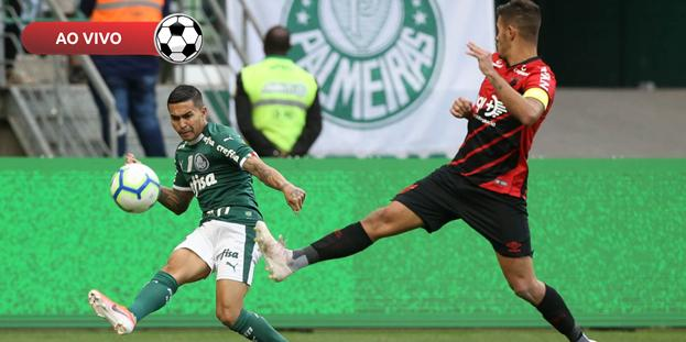 Palmeiras x Athletico PR