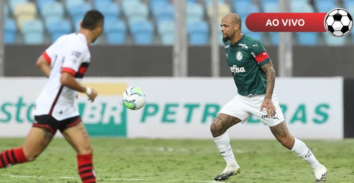 Palmeiras x Atlético-GO