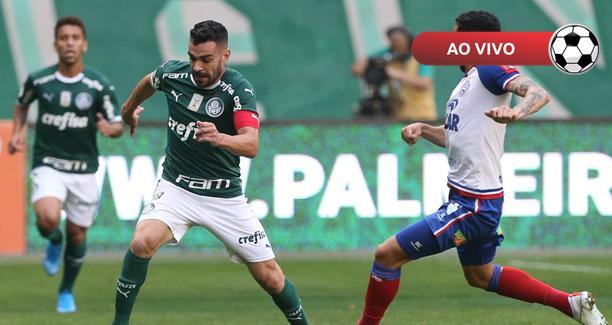 Palmeiras x Bahia