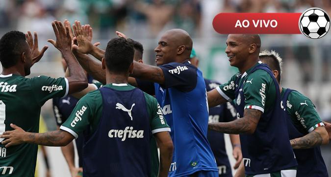 Palmeiras x São Caetano
