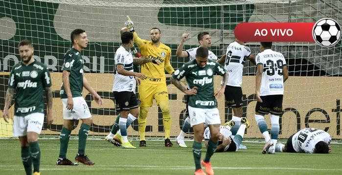 Palmeiras x Tigre