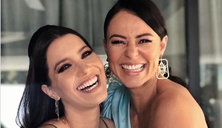 As atrizes Paolla Oliveira e Nathalia Dill