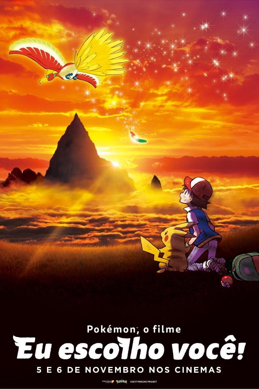 """Novo filme de \""""Pokémon\"""" que estreia em novembro ganha mais um trailer"""