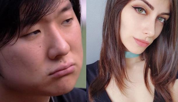 Pyong e Katherine Chaise