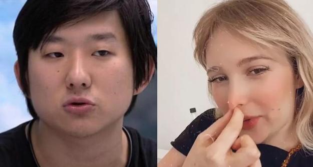 Pyong e Sammy