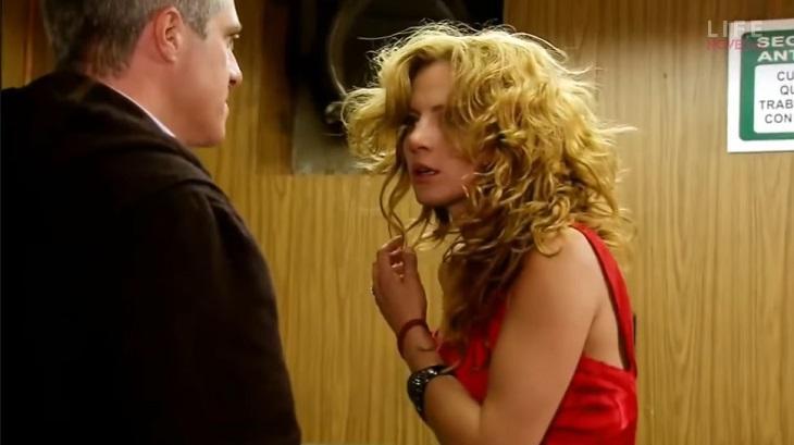 Cena de Quando me Apaixono com Renata e Augusto