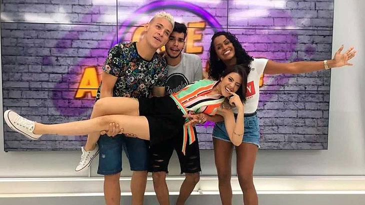 Dramaturgia e jornalismo foram as forças da Globo no Melhores do Ano NaTelinha 2019