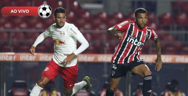 RB Bragantino x São Paulo