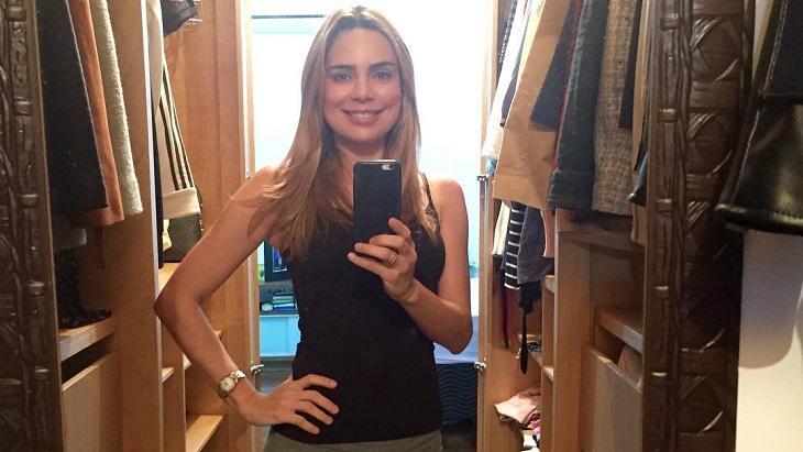"""Rachel Sheherazade por trás das câmeras do SBT Brasil: Tímida, reclusa e \""""princesa\"""""""