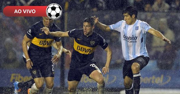 Racing x Boca Juniors