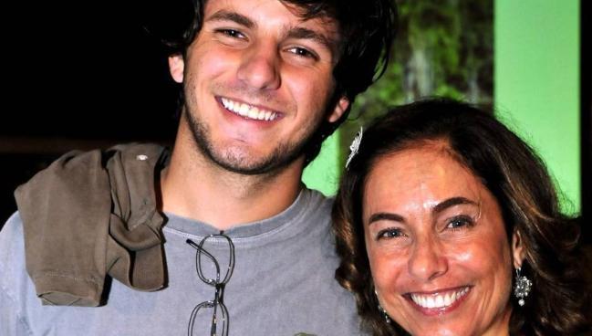 Rafael e Cissa Guimarães