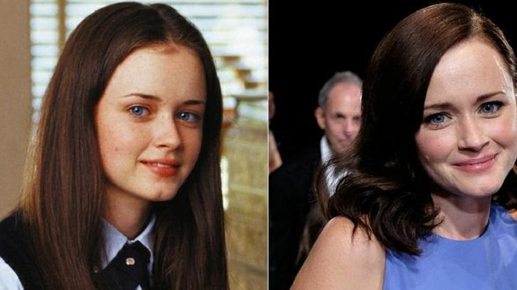 Protagonistas de Gilmore Girls viveram pior emprego predileto e filho secreto