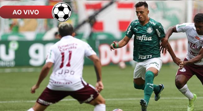 São Bento x Palmeiras