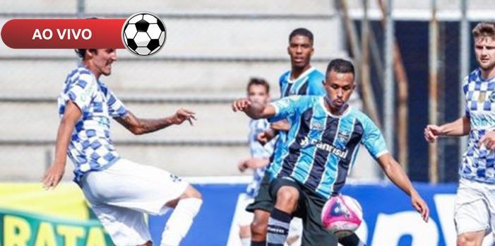 São José x Grêmio