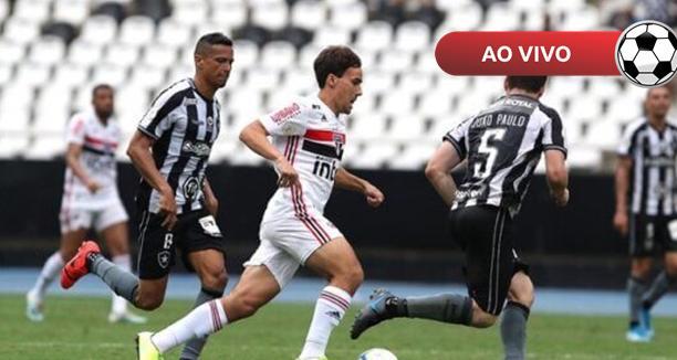 São Paulo x Botafogo