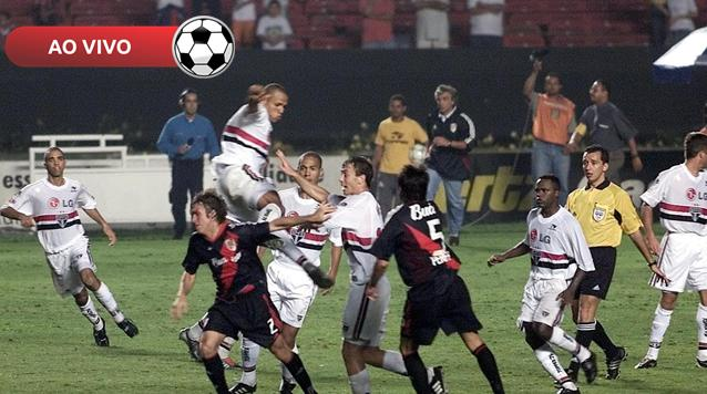 São Paulo x River Plate
