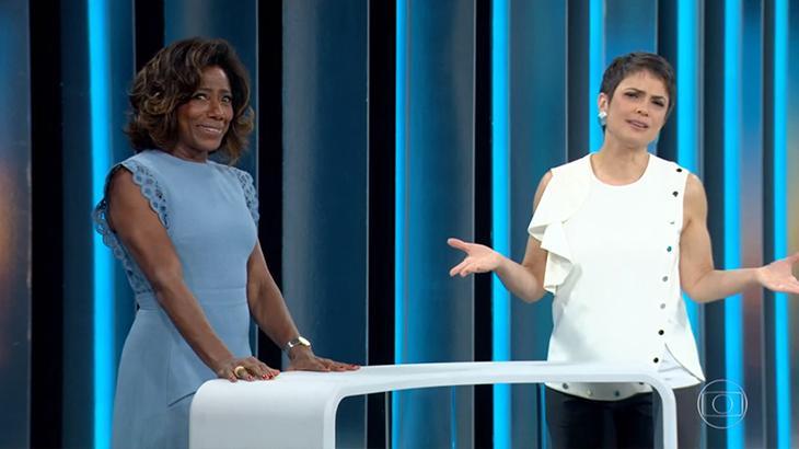Sandra Annenberg se tornou a maior injustiçada da TV em 2019