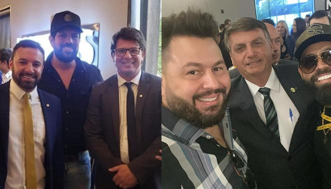 Sertanejos e Bolsonaro